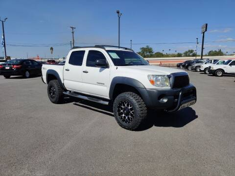 2010 Toyota Tacoma for sale at Mid Valley Motors in La Feria TX