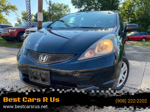 2011 Honda Fit for sale at Best Cars R Us in Plainfield NJ