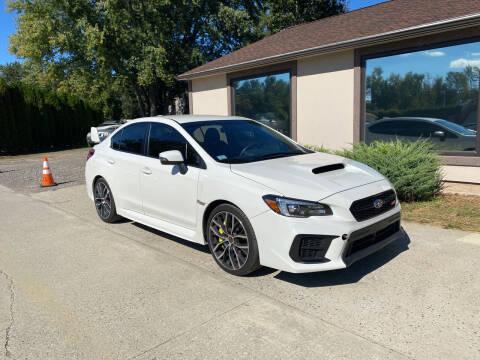 2020 Subaru WRX for sale at VITALIYS AUTO SALES in Chicopee MA