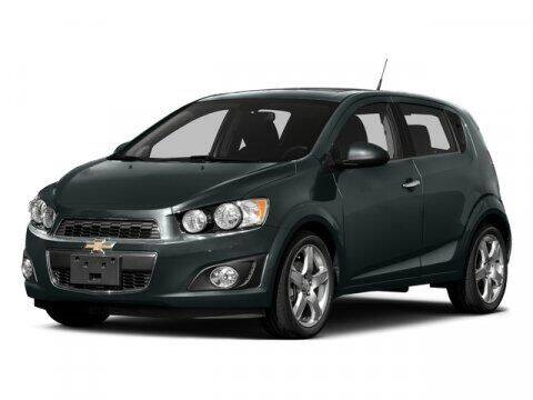 2016 Chevrolet Sonic for sale at BEAMAN TOYOTA - Beaman Buick GMC in Nashville TN