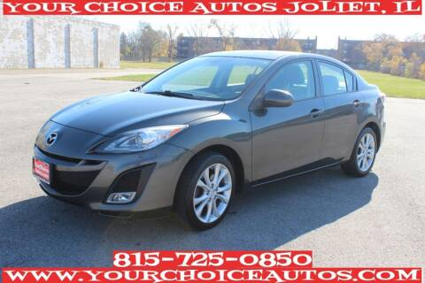 2011 Mazda MAZDA3 for sale at Your Choice Autos - Joliet in Joliet IL