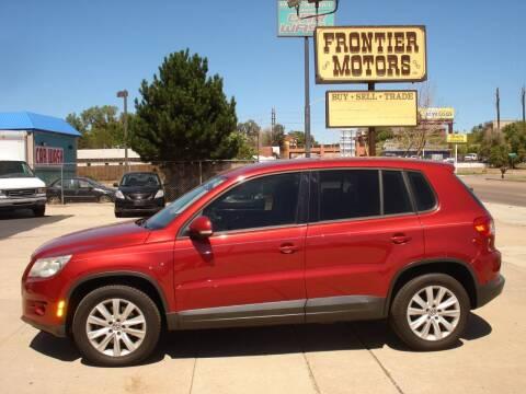 2009 Volkswagen Tiguan for sale at Frontier Motors Ltd in Colorado Springs CO