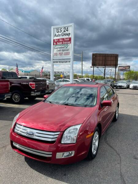 2007 Ford Fusion for sale in Redford, MI