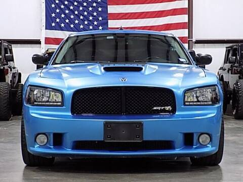2008 Dodge Charger for sale at Texas Motor Sport in Houston TX