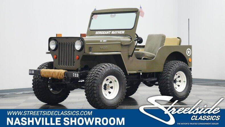 1953 Willys Jeep for sale in La Vergne, TN