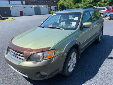 2005 Subaru Outback for sale at Trocci's Auto Sales in West Pittsburg PA