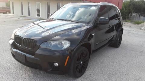 2011 BMW X5 for sale at RICKY'S AUTOPLEX in San Antonio TX