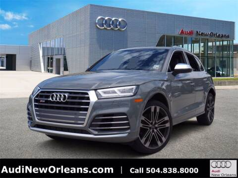 2020 Audi SQ5 for sale at Metairie Preowned Superstore in Metairie LA