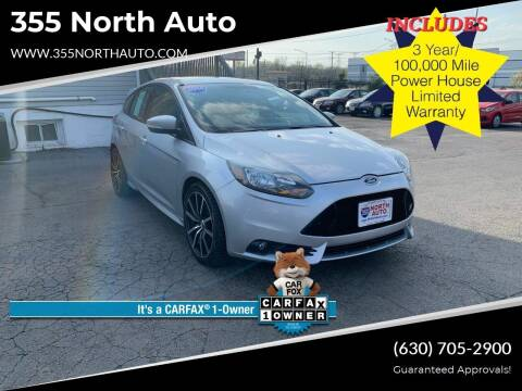 2014 Ford Focus for sale at 355 North Auto in Lombard IL