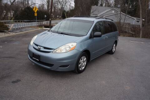 2008 Toyota Sienna for sale at Autos By Joseph Inc in Highland NY