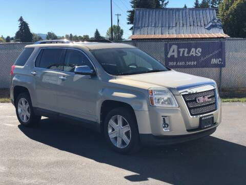 2010 GMC Terrain for sale at Atlas Automotive Sales in Hayden ID