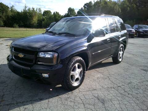 2009 Chevrolet TrailBlazer for sale at Route 111 Auto Sales in Hampstead NH