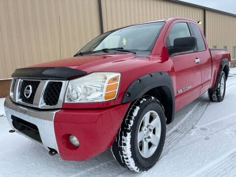 2006 Nissan Titan for sale at Prime Auto Sales in Uniontown OH