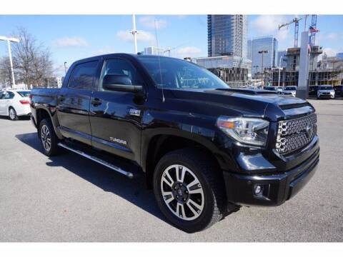 2018 Toyota Tundra for sale at BEAMAN TOYOTA in Nashville TN