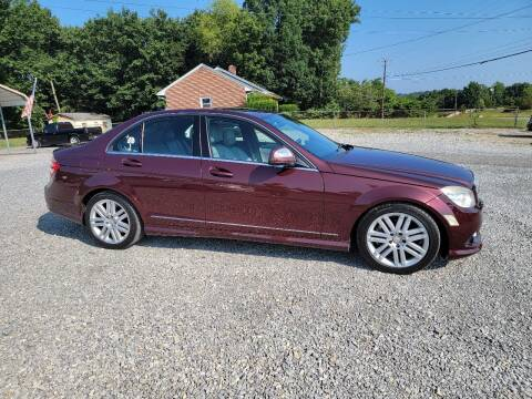 2008 Mercedes-Benz C-Class for sale at 220 Auto Sales in Rocky Mount VA