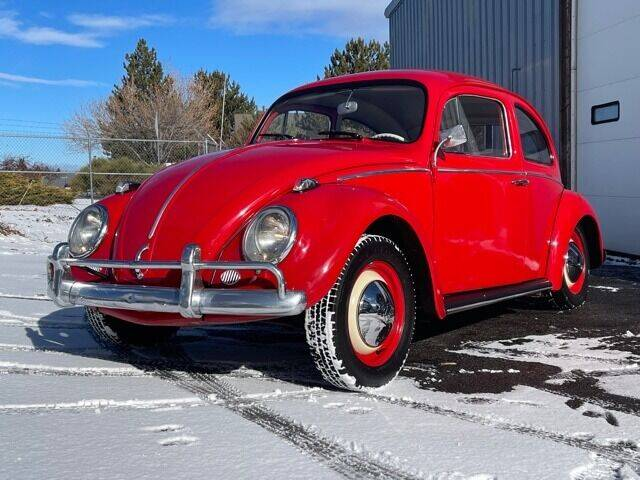1963 Volkswagen Beetle for sale at Parnell Autowerks in Bend OR