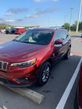 2019 Jeep Cherokee for sale at The Car Guy powered by Landers CDJR in Little Rock AR