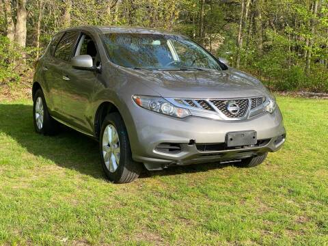 2011 Nissan Murano for sale at Choice Motor Car in Plainville CT