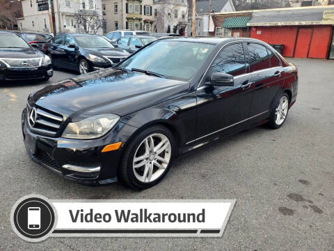 2014 Mercedes-Benz C-Class for sale at Cars 4 U in Haverhill MA