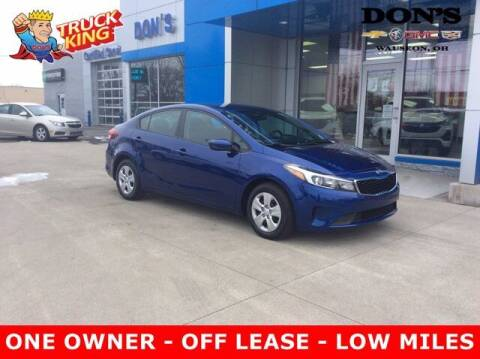 2017 Kia Forte for sale at DON'S CHEVY, BUICK-GMC & CADILLAC in Wauseon OH