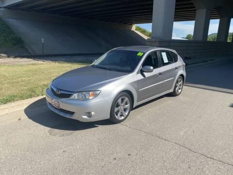 2009 Subaru Impreza for sale at Apple Auto in La Crescent MN