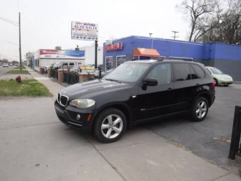 2008 BMW X5 for sale at City Motors Auto Sale LLC in Redford MI