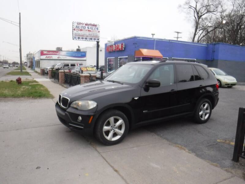 2008 BMW X5 for sale at City Motors Auto Sale LLC in Redford MI
