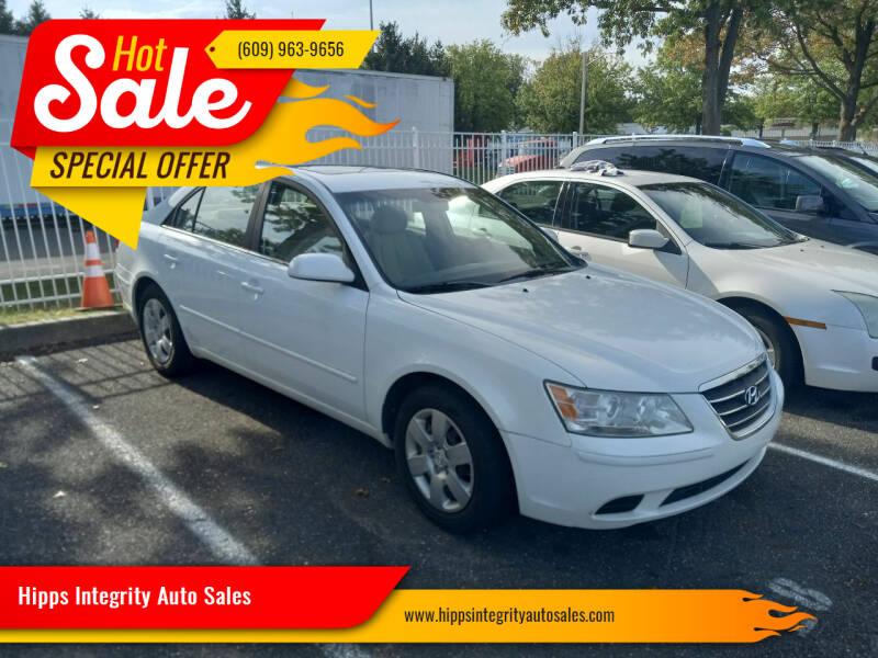 2009 Hyundai Sonata for sale at Hipps Integrity Auto Sales in Delran NJ