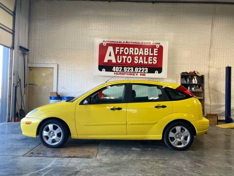 2003 Ford Focus for sale at Affordable Auto Sales in Humphrey NE