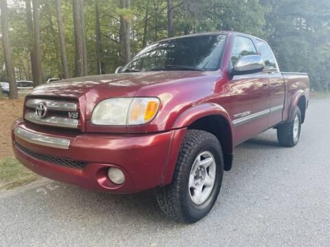 2003 Toyota Tundra for sale at H&C Auto in Oilville VA