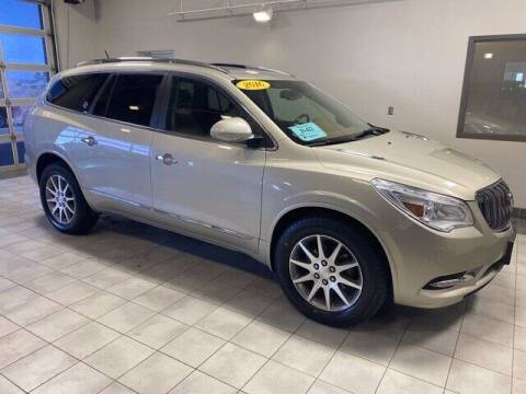 2016 Buick Enclave for sale at Harr's Redfield Ford in Redfield SD