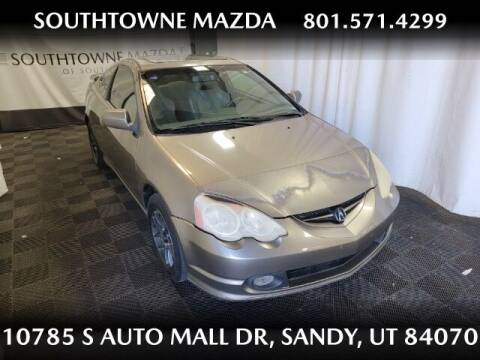 2003 Acura RSX for sale at Southtowne Mazda of Sandy in Sandy UT