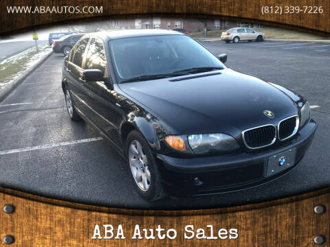 2005 BMW 3 Series for sale at ABA Auto Sales in Bloomington IN