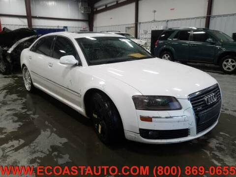 2007 Audi A8 L for sale at East Coast Auto Source Inc. in Bedford VA