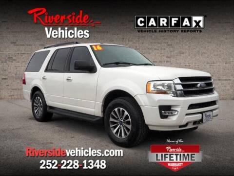 2016 Ford Expedition for sale at Riverside Mitsubishi(New Bern Auto Mart) in New Bern NC