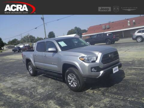 2018 Toyota Tacoma for sale at BuyRight Auto in Greensburg IN