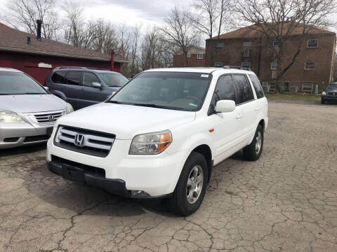 2008 Honda Pilot for sale at Neals Auto Sales in Louisville KY