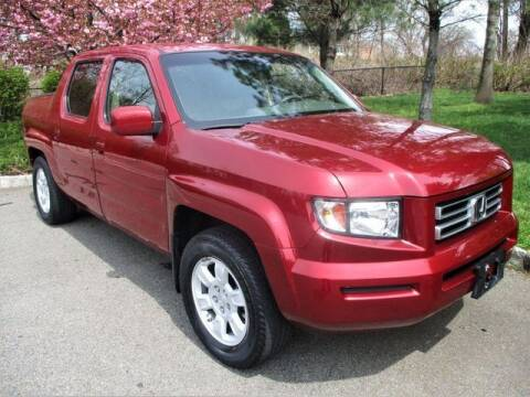 2006 Honda Ridgeline for sale at GLOBAL MOTOR GROUP in Newark NJ