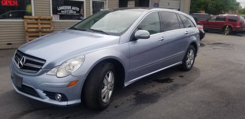 2009 Mercedes-Benz R-Class for sale at Roy's Auto Sales in Harrisburg PA