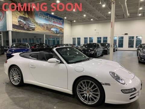 2005 Porsche 911 for sale at Godspeed Motors in Charlotte NC