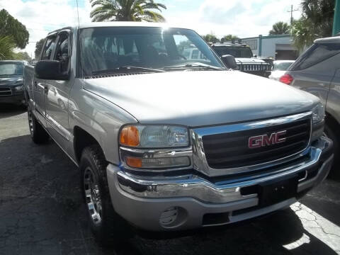 2006 GMC Sierra 1500 for sale at PJ's Auto World Inc in Clearwater FL