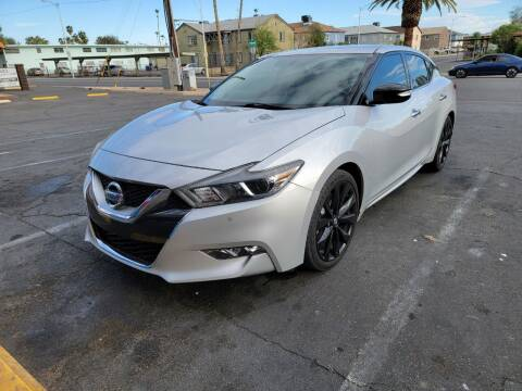 2017 Nissan Maxima for sale at Blue Lake Auto & RV Repair Inc in Fairview OR