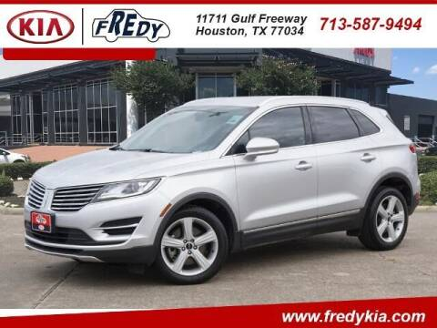 2016 Lincoln MKC for sale at FREDY KIA USED CARS in Houston TX