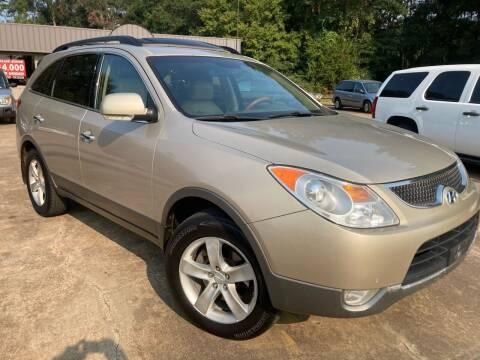 2008 Hyundai Veracruz for sale at Peppard Autoplex in Nacogdoches TX