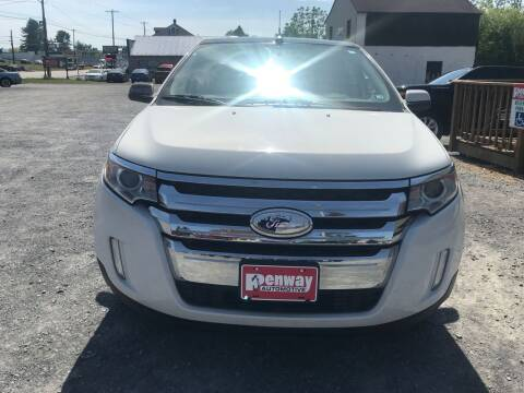 2013 Ford Edge for sale at PENWAY AUTOMOTIVE in Chambersburg PA