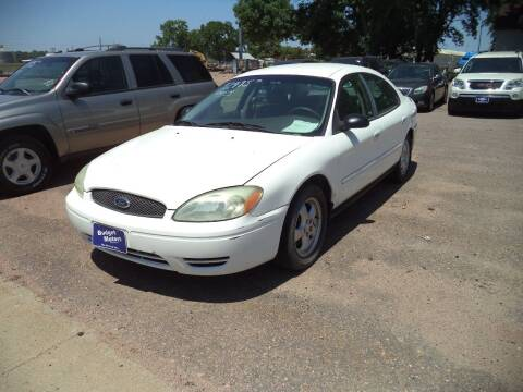 2005 Ford Taurus for sale at Budget Motors in Sioux City IA