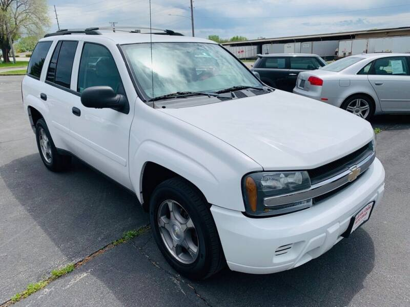 2008 Chevrolet TrailBlazer for sale at Central Iowa Auto Sales in Des Moines IA