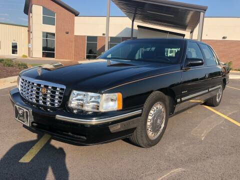 1999 Cadillac DeVille for sale at Champion Motorcars in Springdale AR