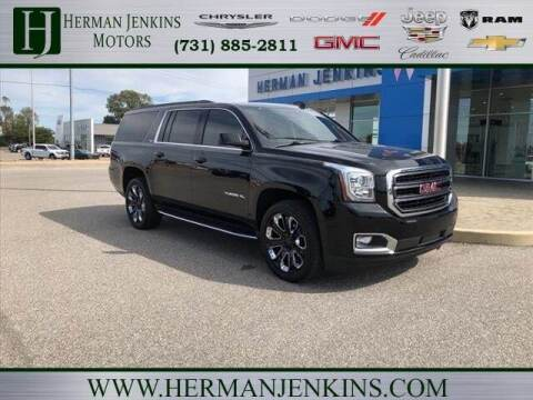 2020 GMC Yukon XL for sale at Herman Jenkins Used Cars in Union City TN