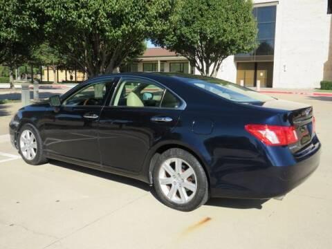 2007 Lexus ES 350 for sale at HOPPER MOTORPLEX in Mckinney TX